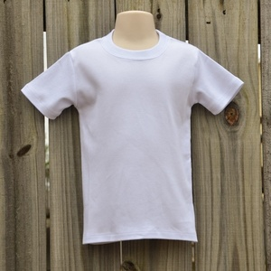 Embroidery Blanks Boutique Boy's SS Tee Size:2T