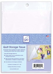"June Tailor JT425 Acid Free Storage Tissue Papers 20 Sheets of 20x30""nohtin"