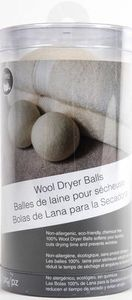 42108: Dritz D82643 100% Wool Dryer Balls Pack of 2