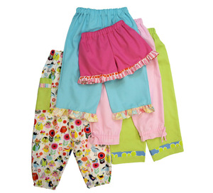 Childrens Corner CC285 Parkers Pants Pants Pattern, Sizes 1-4