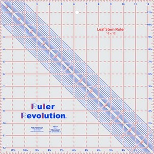 Ruler Revolution MRRLS Leaf Stem Rulernohtin