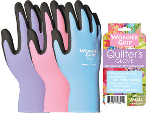 WonderGrip Q1850M-1 Wonder Grip Quilter Compression Gloves Size Medium
