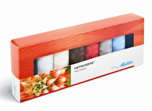 42310: Mettler ME89161 Metrosene Plus Gift Pack 8 Spools Poly from Switzerland