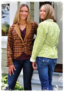 Favorite Things V044 The Blazer Pattern