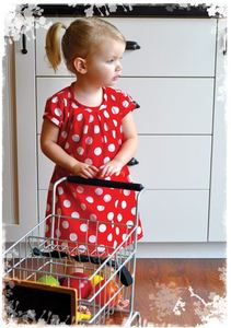 Favorite Things L019 Little Shift Dress Pattern 9 Sizes: Toddler 1-4 & Children 5-14