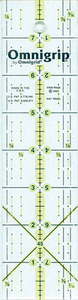 """Omnigrid OGN28 2"""" X 8"""" Ruler"""