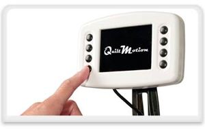 Grace QuiltMotion Automatic Quilting Hardware Software/Panel