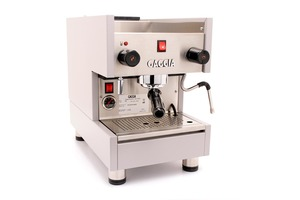 Gaggia TS, Espresso, Machine, Commercial Grade, Professional, Coffee Maker, 1500W 15 Bar, Chrome Plate, 2.3L Copper Boiler, PortaFilter, Stainless Steel Steam Wand