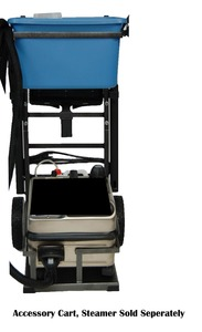 EuroSteam Wheeled Work Cart Only for Euro Steam ES4500B Steamer Cleaner