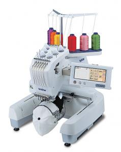 BROTHER PR 600C EMBROIDERY MACHINE