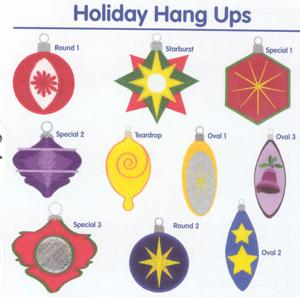 Cactus Punch  Lite CPL05 Holiday Hang Ups CD