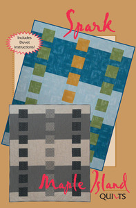 Maple Island Quilts Spark Quilting Pattern