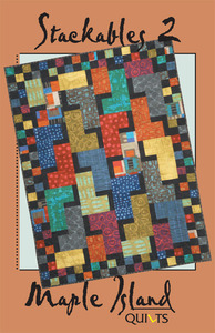 Maple Island Quilts Stackables 2 Quilting Pattern