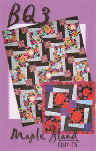 Maple Island Quilts BQ3 Quilting Pattern