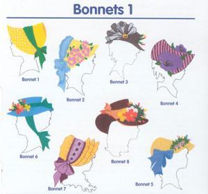 Cactus Punch Lite CPL10 Bonnets 1 CD