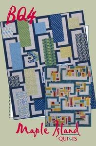 Maple Island Quilts BQ4 Quilting Pattern