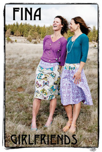 Valori Wells Designs Fina Skirt Sewing Pattern