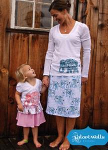 Valori Wells Designs Bridget Skirt Sewing Pattern