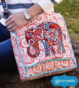 Valori Wells Designs Josie Bag Sewing Pattern