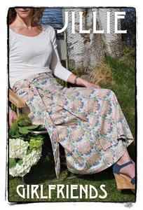 Valori Wells Designs Jilly Wrap Skirt Sewing Pattern