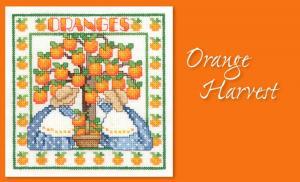 Vermillion Stitchery Glorious Fruit Embroidery Designs SA3722 CD