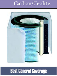 Austin Air Replacement Filter, HealthMate Jr. 200 Air Purifier Cleanernohtin