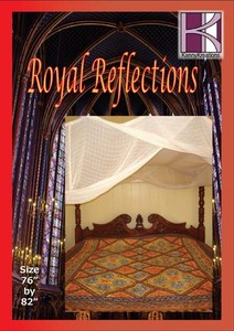Kenny Kreations Royal Reflections Multiformat Embroidery Design CD