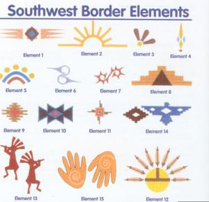 Barch Southwest Indian Designs
