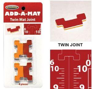 Sullivans 39232 Twin Joint x 4, for Add a Mat Cutting Mats