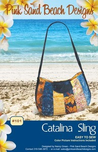 Pink Sand Beach Designs Catalina Sling Pattern