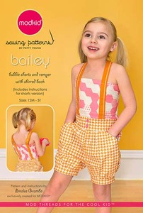 modkid Bailey Sewing Pattern