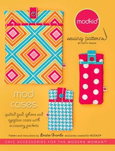 modkid Mod Cases Sewing Pattern