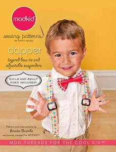 modkid Dapper Sewing Pattern