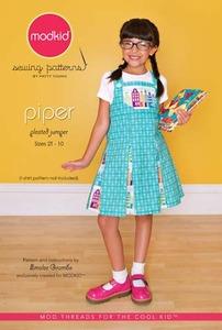 modkid Piper Sewing Pattern