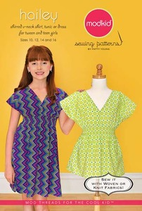 modkid Hailey Sewing Pattern