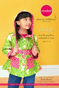 modkid MOD34 Paige Sewing Pattern 2t-10