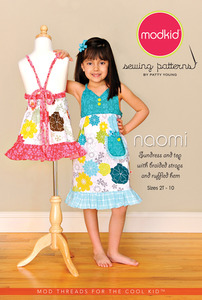 modkid Naomi Sewing Pattern