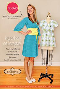 modkid Kyoko Misses' Sewing Pattern