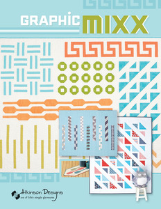 Atkinson Designs Graphic Mixx Sewing Book