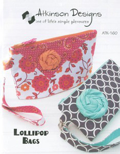 Atkinson Designs Lollipop Bags Pattern Sewing Pattern