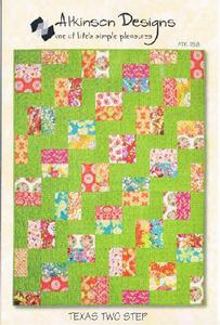 Atkinson Designs Texas 2 Step Sewing Pattern