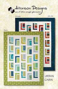 Atkinson Designs Urban Cabin Sewing Pattern