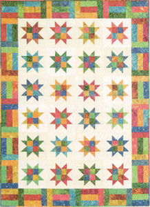 Atkinson Designs Stars & Strips Sewing Pattern
