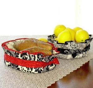 Tiger Lily Press Basket Magic Sewing Pattern