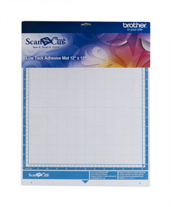 "Brother, CAMATP12, Low Tack, Adhesive, Mat, 12x12"", for Scan N Cut"