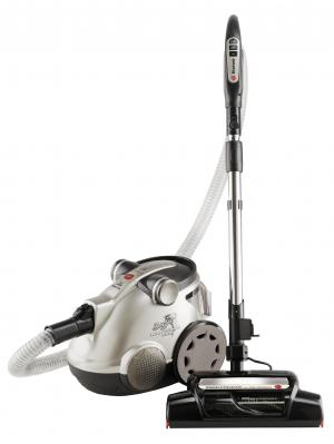 Hoover WindTunnel S3765-040 Electronic Bagless Canister Vacuum Cleaner 12amp with washable HEPA Filter - REDUCED $30