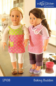 Indygo Junction Baking Buddies Sewing Pattern