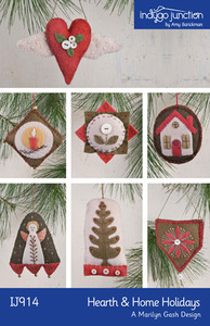 Indygo Junction Hearth & Home Holidays Sewing Pattern