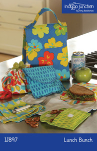 Indygo Junction Lunch Brunch Sewing Pattern
