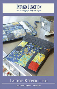 Indygo Junction Laptop Keeper Sewing Pattern